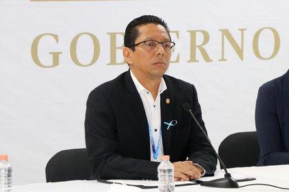 Jorge Llaven, Chiapas prosecutor (Photo: FGE Chiapas)