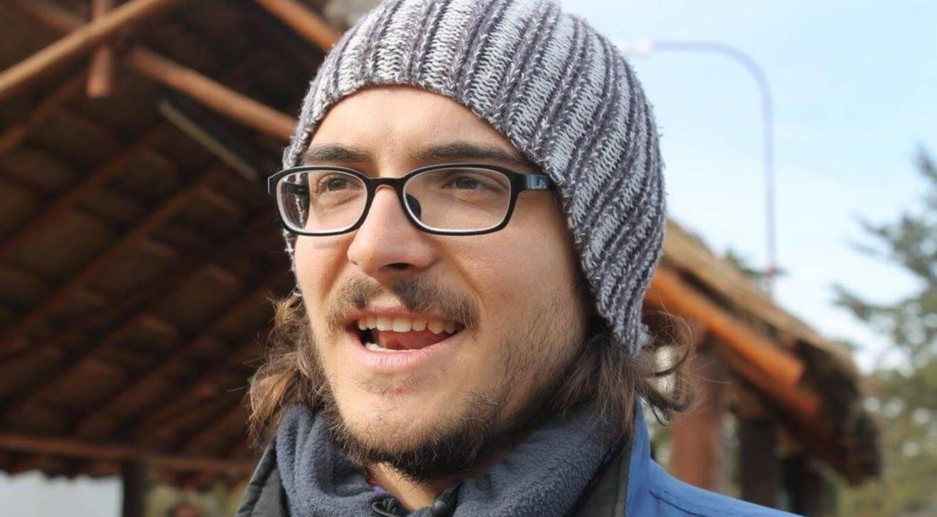 Ezequiel Marclé is on remand for a violent robbery. (Photo: Facebook / Ezequiel Marclé).
