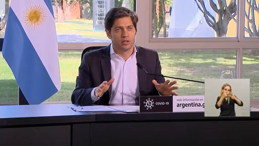 Longobardi considers that the Buenosairean governor, Axel Kicillof, does not fulfill his task of governing